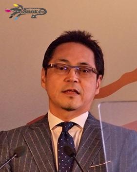 ерри Кавашима, управляющий директор OKI Europe Ltd