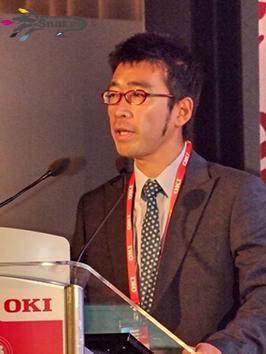 Тецуя Кури, вице-президент по маркетингу