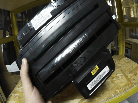 Заправка Samsung MLT-D209L MAX Картридж